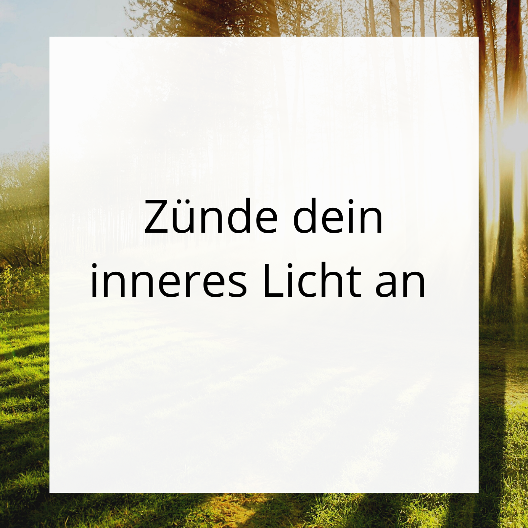 Workshop 20   Zünde dein inneres Licht an   Medium